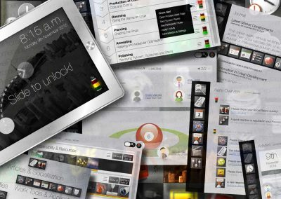 PixelPromenade – Collaboration Platform Concept & Prototyping