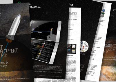 PixelPromenade / New Worlds Institute – Space Development Matrix