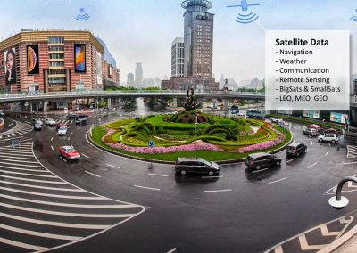 Smart Traffic – Satellite Data